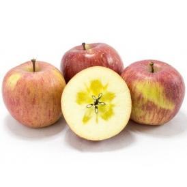 葉取らずサンふじ 3kg ご自宅用   りんごの王様がさらに美味しく