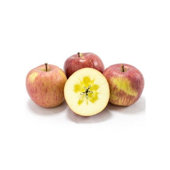 葉取らずサンふじ 3kg ご自宅用   りんごの王様がさらに美味しく01