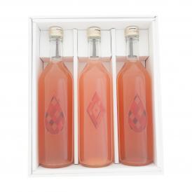 【お好み3本セット】MIKU・KURENAI | 希少品種リンゴのジュースをセットで