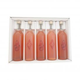 【お好み5本セット】MIKU・KURENAI | 希少品種リンゴのジュースをセットで