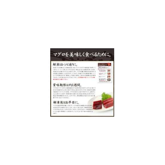 極上本マグロ赤身1kg 可食部100% 解凍レシピ付(送料無料、プレゼント、お歳暮)《pbt-bf15》〈bf1〉[[本マグロ赤身1kg]03