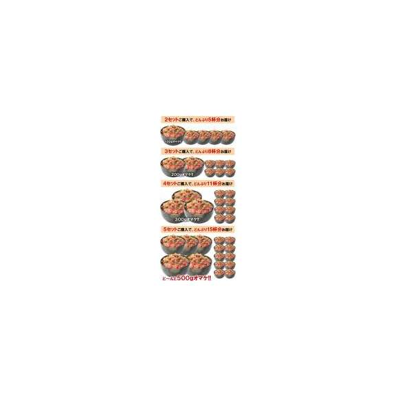 【送料無料】天然マグロの粗挽きネギトロ200g 2セット以上でオマケも!便利な小分けパック〈nd1〉【まぐろ、鮪】《ref-nd1》[[ネギトロ100-2p]03