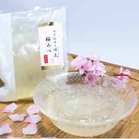【複数商品5400円(税込)以上ご購入で送料無料】心を込めてところてん 桜みつ