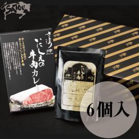 いにしえの牛肉カレー/6個入