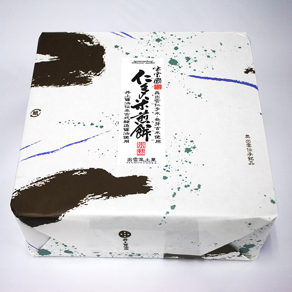 仁多米煎餅 26枚缶02