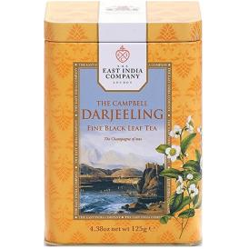 紅茶・正規輸入品・英国・東インド会社 紅茶 ザ・キャンベル・ダージリン リーフティー