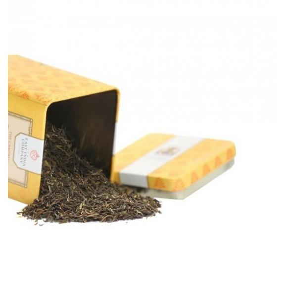 紅茶・正規輸入品・英国・東インド会社 紅茶 ザ・キャンベル・ダージリン リーフティー 02
