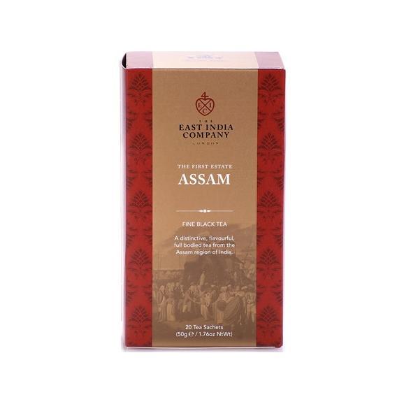 正規輸入品・英国・東インド会社 ザ・ファースト・エステイト・アッサム ティーバッグ01