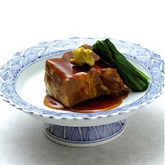 牛のさくら煮・豚の角煮詰合せ01