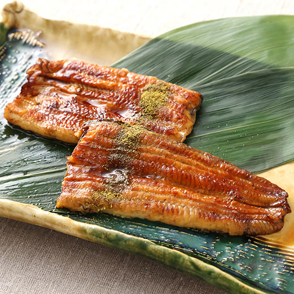 炭火焼鰻蒲焼き(3尾入)01