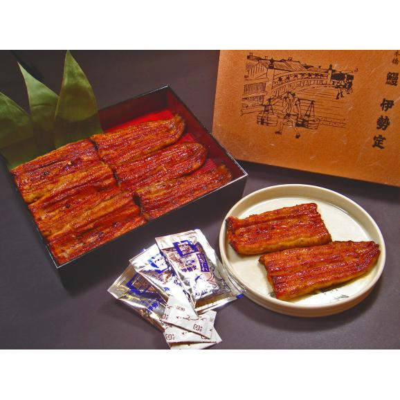 炭火焼鰻蒲焼き(5尾入)03