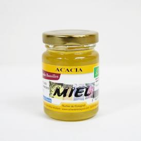 フランス産オーガニック アカシア蜂蜜 125g