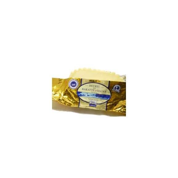 無塩 バター 250g フランス ノルマンディー産 イズニー Isigni AOP02