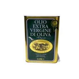 サンジュリアーノ EXV オリーブオイル 3L イタリア サルディーニャ州