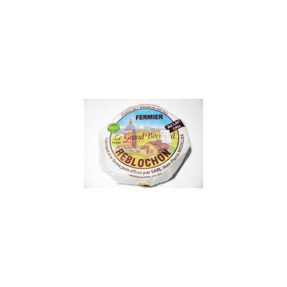 フランス産 チーズ ルブロション・ド・サヴォワ 550g AOC 【不定貫/グラム再計算】 Reblochon de Savoie01
