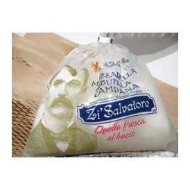 イタリア産 チーズ フィオルディマーソ社 モッツァレラ ディ ブッファラ DOP 250g(50gx5個)Zi Salvatore Mozzarella di Bufala CAMPANA 水牛