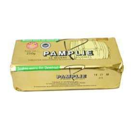 バター パムプリー 250g 有塩 フランス ポワトゥーシャラン産 Pamplie AOC