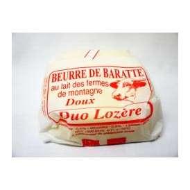 ロゼール 無塩 バター 250g フランス ラングドック産