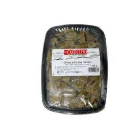 ハーフカット グリルド アーティチョーク オイル漬け 1.1kg  カステリーノ Grilled artichoke halves CASTELLINO