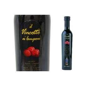ヴィンコット ラズベリー  250ml カロジュリ Vincotto ai lamponi