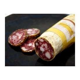 イタリア産 チンタセネーゼ サラミ 約350g【不定貫/グラム再計算】