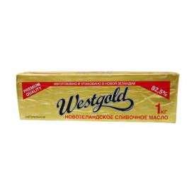 【冷凍以外同梱不可】ニュージーランド産 グラスフェッドバター Westgold 無塩バター 1kg