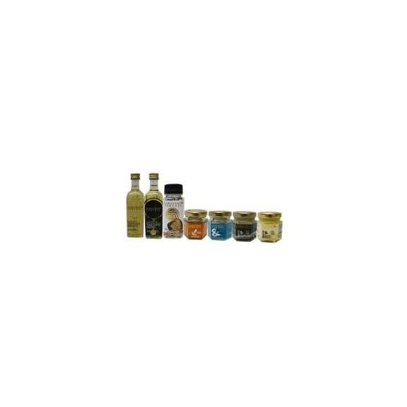 【取寄4日前後】サバティーノ社 トリュフ商品 全7種セット01