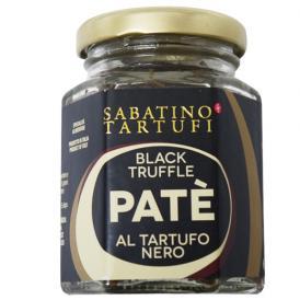 【取寄4日前後】黒トリュフ パテ 90g SABATINO TARTUFI サバティーノ社