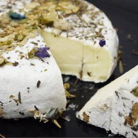 【取寄4日前後】イタリア産 チーズ パリエッタ アッレ ヴィオーレ 約300g