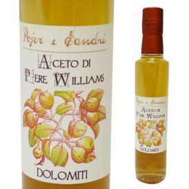 イタリア産 ポイエル エ サンドリ ペーレ ウイリアムス 250ml 洋梨のビネガー