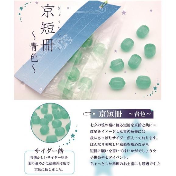 七夕プチギフト 京短冊03