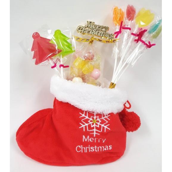 クリスマスブーツキャンディセット01