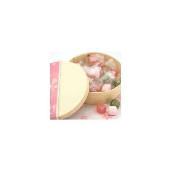 ホワイトデー 桜みるくキャンディー02