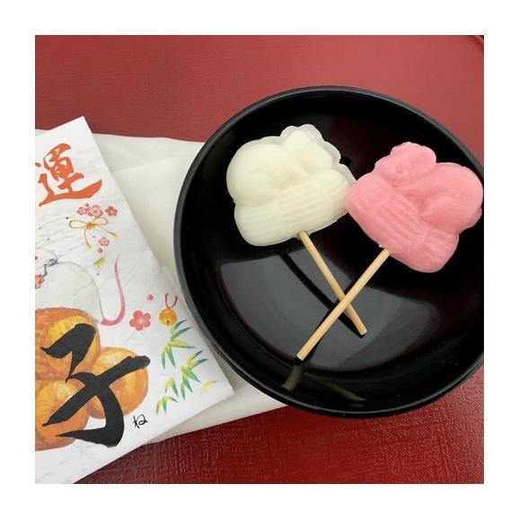 11月30日まで早割☆開運干支飴【子・ねずみ】5ケース(300個)02