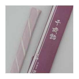 千歳飴 【1本:紫/のし袋付】