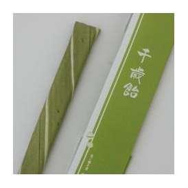 千歳飴 【1本:緑/のし袋付】
