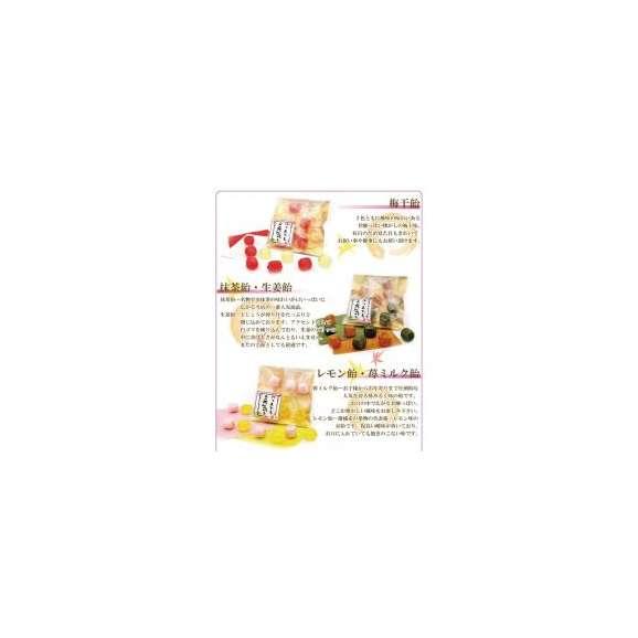【敬老の日ギフト】あめいろこづつみ02