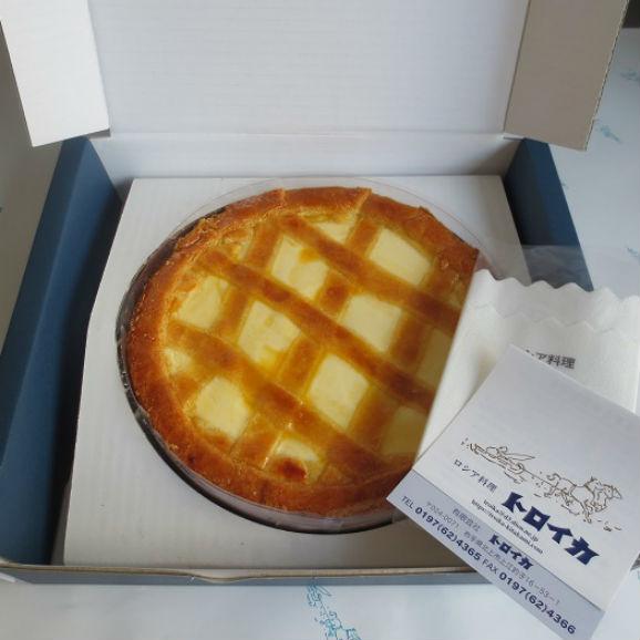 ベークドチーズケーキ 7号 05