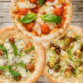 勘太郎ピザ自信作の冷凍ピザ3枚セット