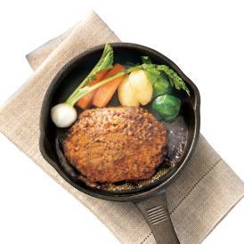 黒毛和牛の最高峰「松阪牛」を贅沢に使用し、松阪牛のうまみを存分にお楽しみ頂けます。