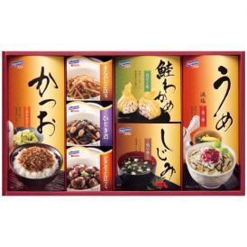 和奏彩香 和食詰合せ WSK-30 ふりかけ お茶漬け 惣菜セット セール品【ギフト・お中元】