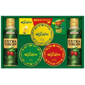 味の素 オリーブオイル&サヴァ缶アソートギフト【ギフト・お歳暮】サバ