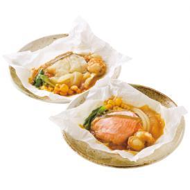 北の温もりちゃんちゃん焼き6個【送料無料】【ギフト・お歳暮】鮭 鱈