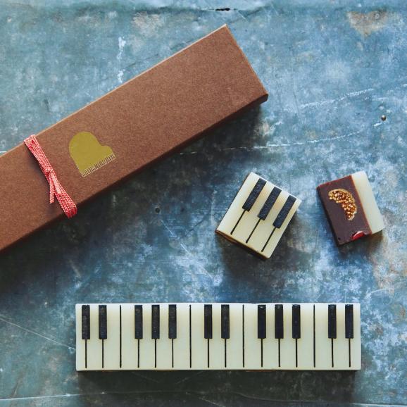 【季節の2棹セット】  classic & chocolat 【ジャズ羊羹】02