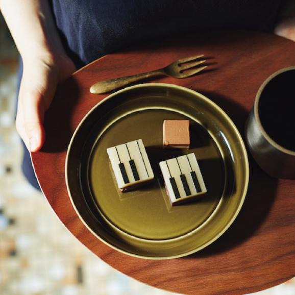 【季節の2棹セット】  classic & chocolat 【ジャズ羊羹】05
