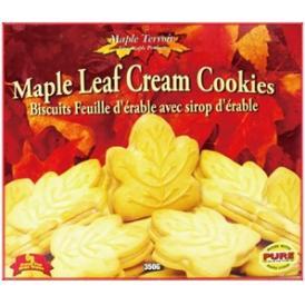 メープルテルワー メープルクリームクッキー (5箱セット)