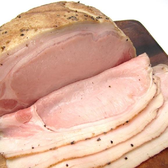 特選和風とろピンク きなこ豚ローストポーク 【 500g 】※100gづつ5パックにてお届けします。※スライスカット済みです。02
