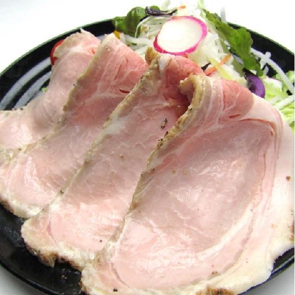 特選和風とろピンク きなこ豚ローストポーク 【 500g 】※100gづつ5パックにてお届けします。※スライスカット済みです。03