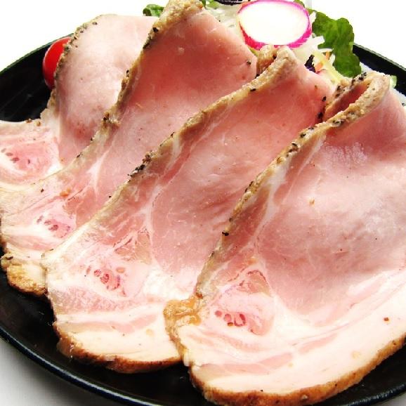 特選和風とろピンク 豚ローストポーク 【 600g 】※200gづつ3パックにてお届けします。※スライスカット済みです。02