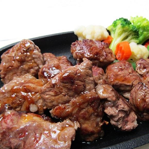 ジューシー中落カルビー焼き肉(たれ漬け) 【 1kg 】01
